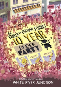 CCS 10th Anniversary Poster