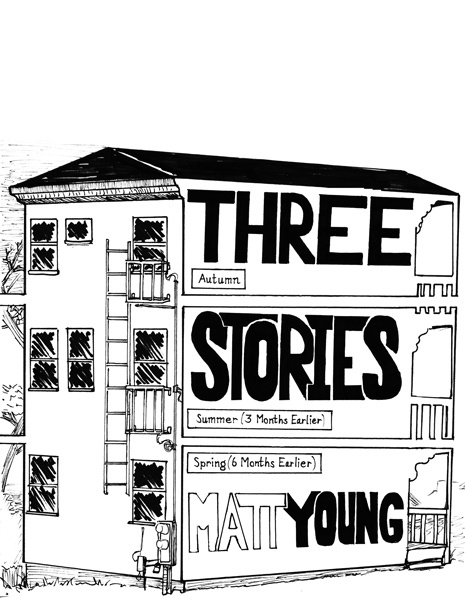 Three Stories: Page 1